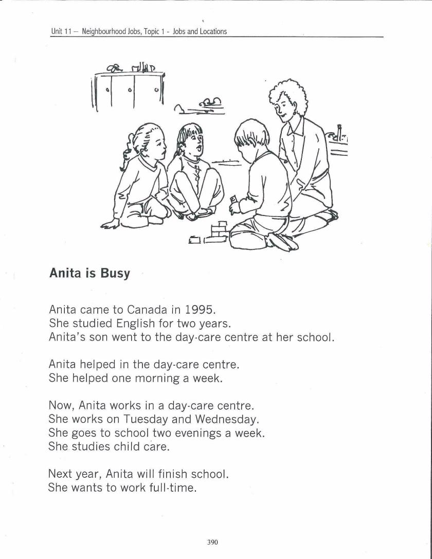 Anita's story